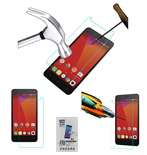 Acm Tempered Glass Screenguard for Lenovo A6600 Plus Screen Guard Scratch Protector Screen guards