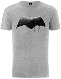 Justice League Unisex New Batman Logo T-Shirt