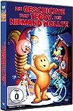 DVD Cover 'Die Geschichte vom Teddy, den niemand wollte