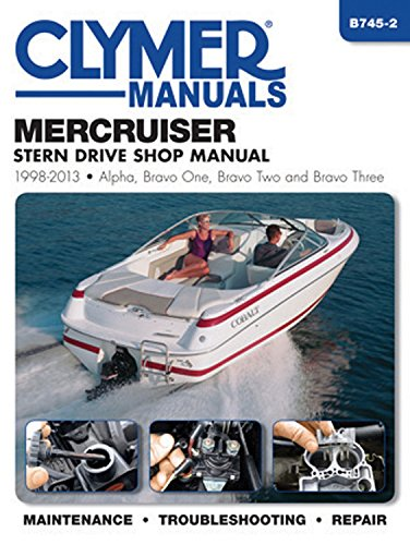 Mercruiser Stern Drive 1998 - 2013 (Clymer Marine)
