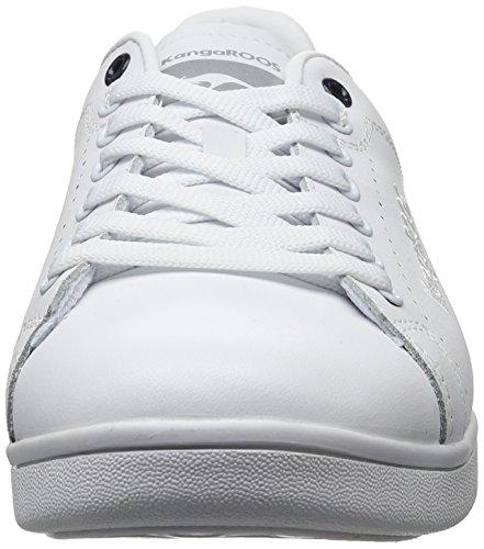KangaROOS Herren K-Class-x Fg Low-Top Weiß (white/dk Navy)