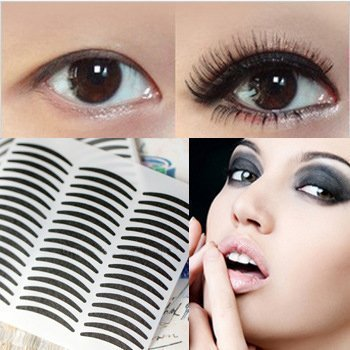 14 pairs simple black eyeliner stickers only 50p per set , eyeliner stick on, glam