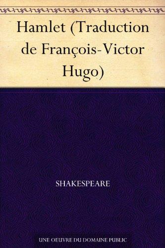 Couverture du livre Hamlet (Traduction de François-Victor Hugo)