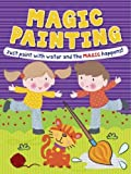 Magic Painting Boy & Girl: Just Paint with Water and the Magic Happens!