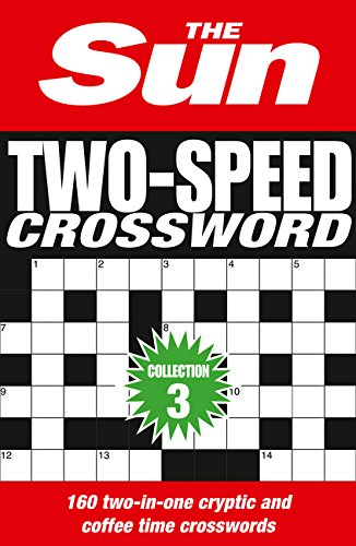 The Sun Two-Speed Crossword Collection 3 (Crosswords Bind Up) por The Sun