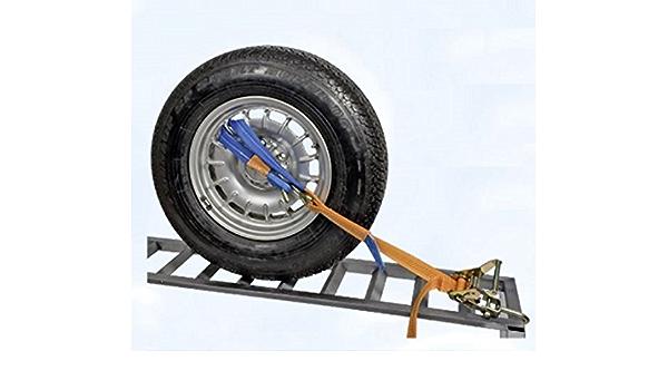 Spanngurt Auto Transport Gurt Zurrgurt Radsicherung Pkw Kfz Trailer Autoanhänger Gewerbe Industrie Wissenschaft