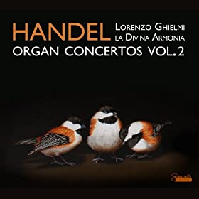 Organ Concert in F major HWV 295 - The Cuckoo and the Nightingale: Larghetto