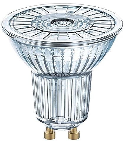 Osram LED Bulb PAR16 GU10 4.6w 36 Deg Cool White Dimmable