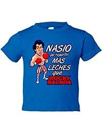 Camiseta niño Rocky Balboa nacido para