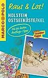 MARCO POLO Raus & Los! Holstein, Ostseeküste, Kiel: Guide und große Erlebnis-Karte in praktischer Schutzhülle