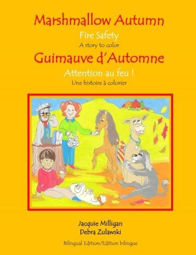 Preisvergleich Produktbild Guimauve d'automne (Attention danger ! La série de Whootie bilingue anglais-français)