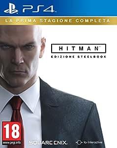 Hitman La Prima Stagione - Day-One Steelbook - PlayStation 4