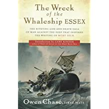 """[(The Wreck of the Whaleship """"Essex"""")] [Author: Owen Chase] published on (August, 1999)"""