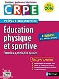 Education physique et sportive : Préparation complète Oral