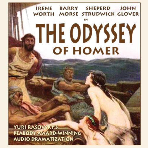 The Odyssey of Homer (Dramatization)  Audiolibri
