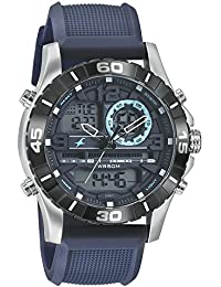 Fastrack Analog Blue Dial Men's Watch-NK38035SP02