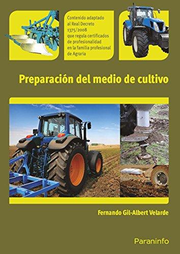 Preparación del medio de cultivo por FERNANDO GIL-ALBERT VELARDE