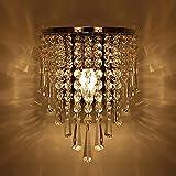 Bazaar Moderne Kristall Kronleuchter Wand Licht Beleuchtung Befestigung 220V