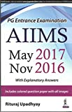 #5: AIIMS May 2017/Nov 2016