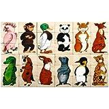 Beleduc - Puzzle de madera de 36 piezas [Importado]