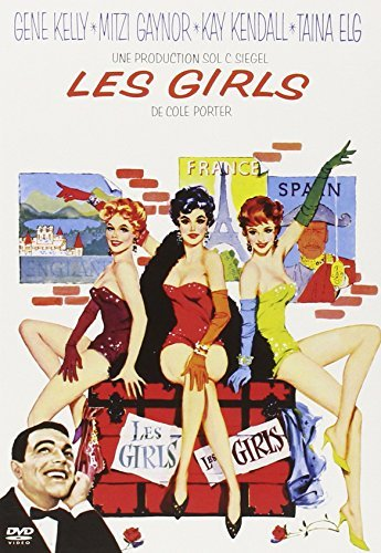 Les Girls (French import, plays in English) by Gene Kelly
