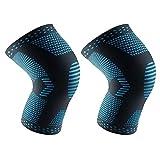 Attelle de genou,manche de compression au genou pour déchirure du ménisque,arthrite,récupération rapide,soutien du genou pour la course,Crossfit,basket-ball pour hommes et femmes