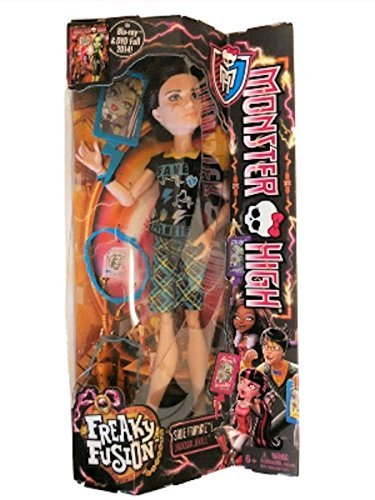 Monster High - Freaky Fusion - Jackson Jekyll
