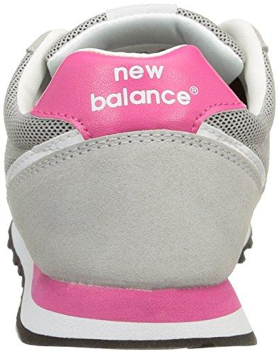 New BalanceWL554 - Scarpe da corsa Donna Grigio (Grau (Grey/Pink))