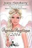 Agenda Angélique 2014