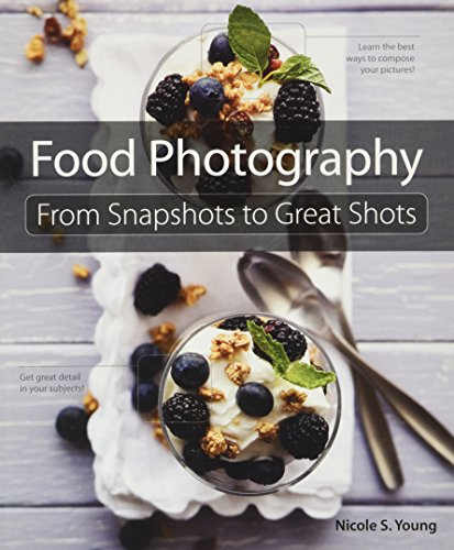 Food Photography: From Snapshots to Great Shots por Nicole S. Young