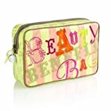 Benefit Cosmetics-benefit travel beauty bag