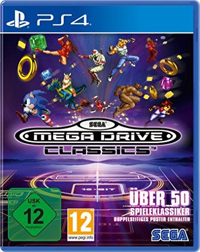 SEGA Mega Drive Classics [Playstation 4] -