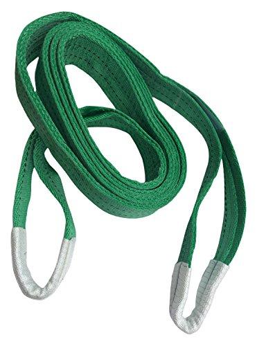 AMZ1022486flaches Gurtband, Polyester, Zugkraft bis 2,0 Tonnen, Länge 3 m -