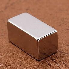 HITSAN INCORPORATION N35 Strong Block Magnet Rare Earth Neodymium 20 * 10 * 10MM