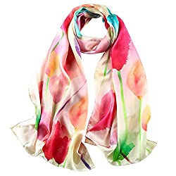 Accessories silk-scarves