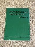Pflanzenschutznachrichten Bayer 1964 / Heft 4 (Nr.17)