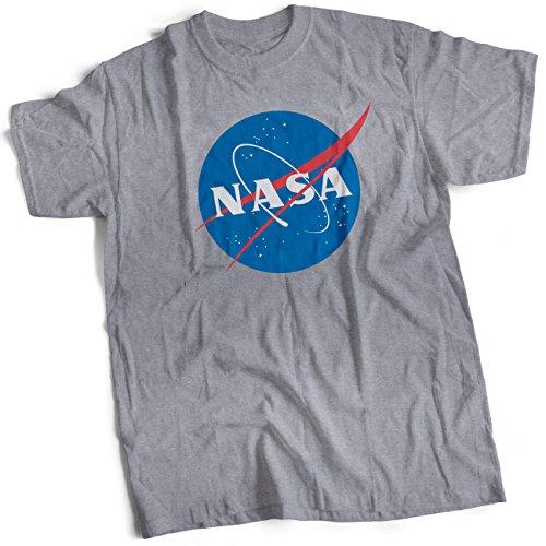 bybulldog NASA Retro Meatball Logo Heavyweight T-Shirt