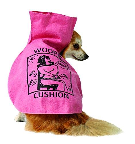 Rasta Imposta Woopie Kissen Hund Kostüm