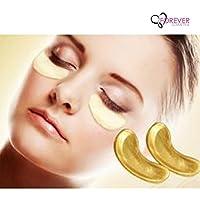 Infinite Beauty® Kollagen Augenpads - Die Feuchtigkeit spendende Anti Falten Augenmaske gegen Augenringe & Fältchen Anti Aging (10)