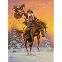 SunsOut - Jack Sorenson - The Horse With Christmas Spirit - Jigsaw Puzzle - 1000 Pc by SunsOut