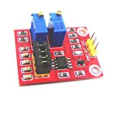 Sharplace Pulse Modul LM358 Duty Cycle Frequency Verstellbar Module Square Wave Rechteckgenerator Modul