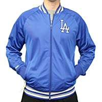 Los Angeles Dodgers Mitchell & Ness MLB Men's Top Prospect Full Zip Track Jacket
