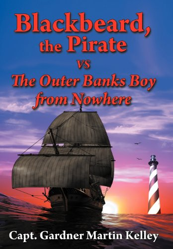 Blackbeard, the Pirate Vs The Outer Banks Boy from Nowhere Cover Image