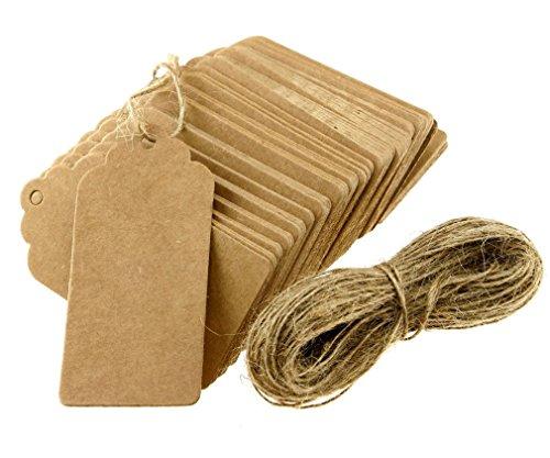 100pcs-papier-kraft-brun-etiquettes-de-prix-soiree-mariage-etiquette-cartes-cadeaux