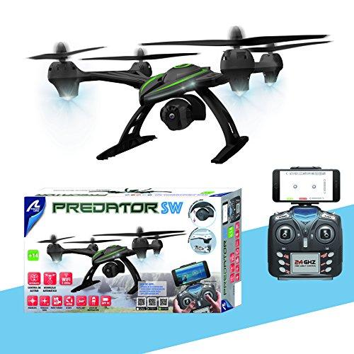 Drone PREDATOR FPV WiFi