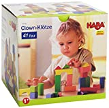 HABA 1114 Clown-Klötze