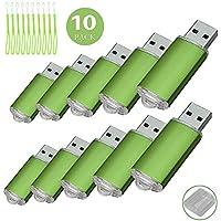 Paquete con 10memorias USB. Pen Drive USB 2.0 (1.0GB)