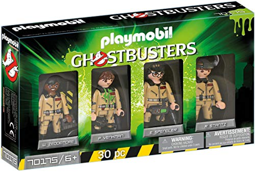 Playmobil- Ghostbusters Toy Figure Set, (geobra Brandstätter 70175)