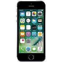 Apple iPhone SE ( (10,2 cm (4 Zoll) Touch-Display, 64 GB, iOS 10) Space Grau