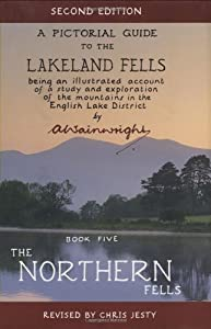 Pictorial Guide to the Lakeland Fells, Alfred Wainwright, Second edition - 5 - The Northern Fells